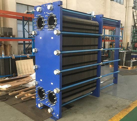 可拆式板式换热器