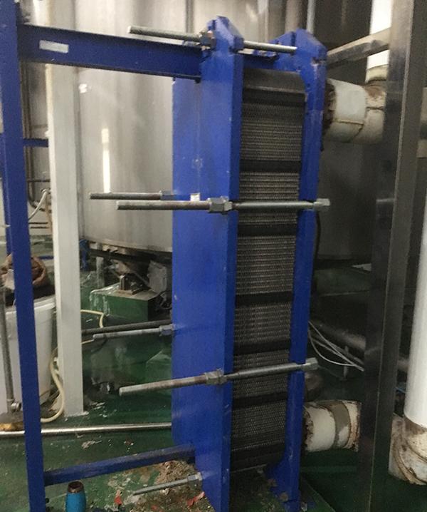 阿法拉伐板式换热器维修