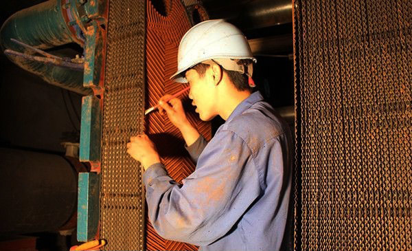 维修保养板式换热器具体要求说明